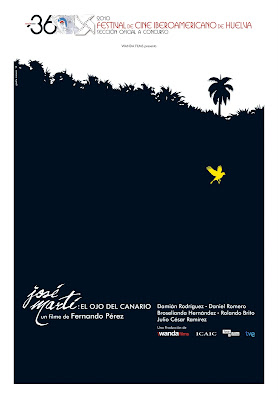 José Martí: El ojo del canario