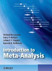 Introducción al Metanálisis (Sale en Abril) y Cursos ASA