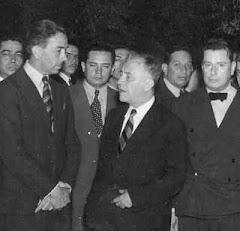 Fotos del desván de los recuerdos, Inauguración Clínica de Cáncer 1943