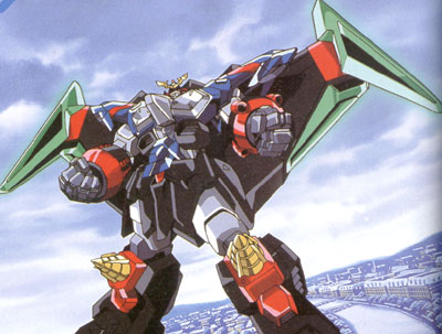 propeller anime super robot anime potluck on 7 11