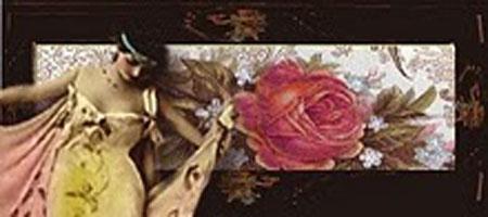 Gypsy Rose - digital art
