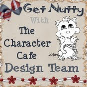 Past DT Member of the Character Cafe Design Team!