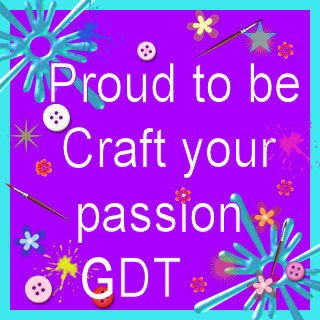 Guest Designer for Craft Your Passion