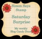 Bev's weekly blog candy draw