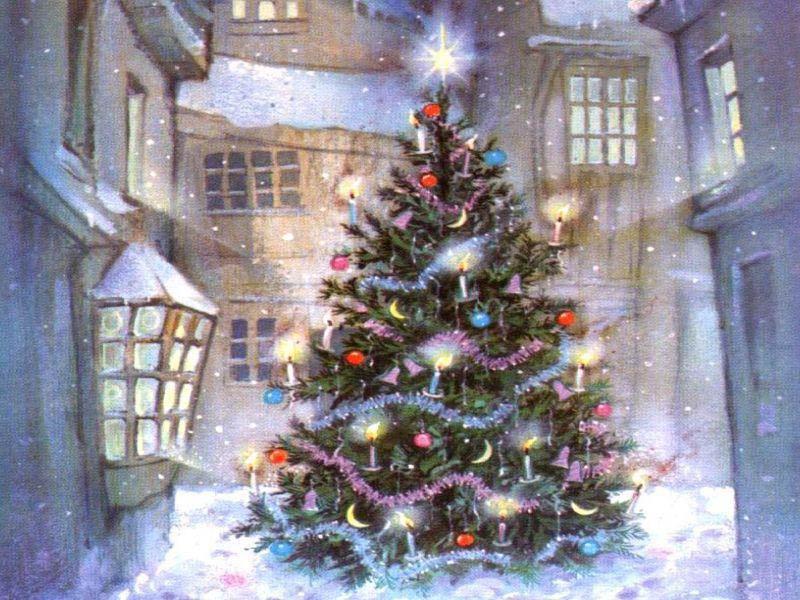 Significado Del   Rbol De Navidad