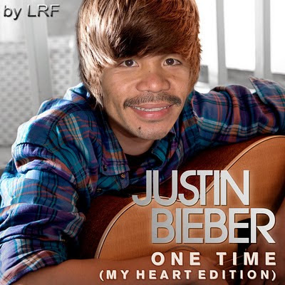 Funny Picture Justin Bieber on Noypistuff  The Best Manny Pacquiao Funny Pictures