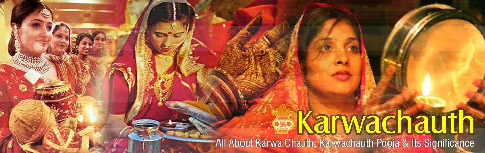 Hindu Festivals of India - Karwa Chauth