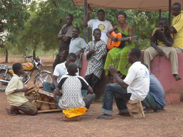 xylophone ceremony