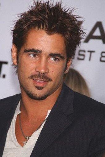 Dublin – Colin Farrell, actor.