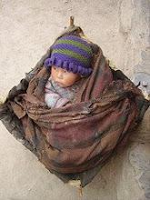 Porta bebês ao redor do mundo