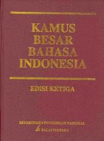 Kamus Indonesia