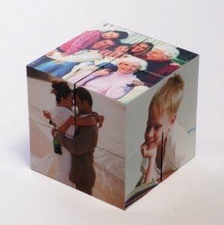 Куб с фотографиями своими руками 75