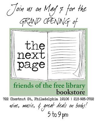 The Next Page, Philadelphia