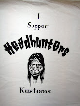 Headhunters Support Shirts for S@le $$$