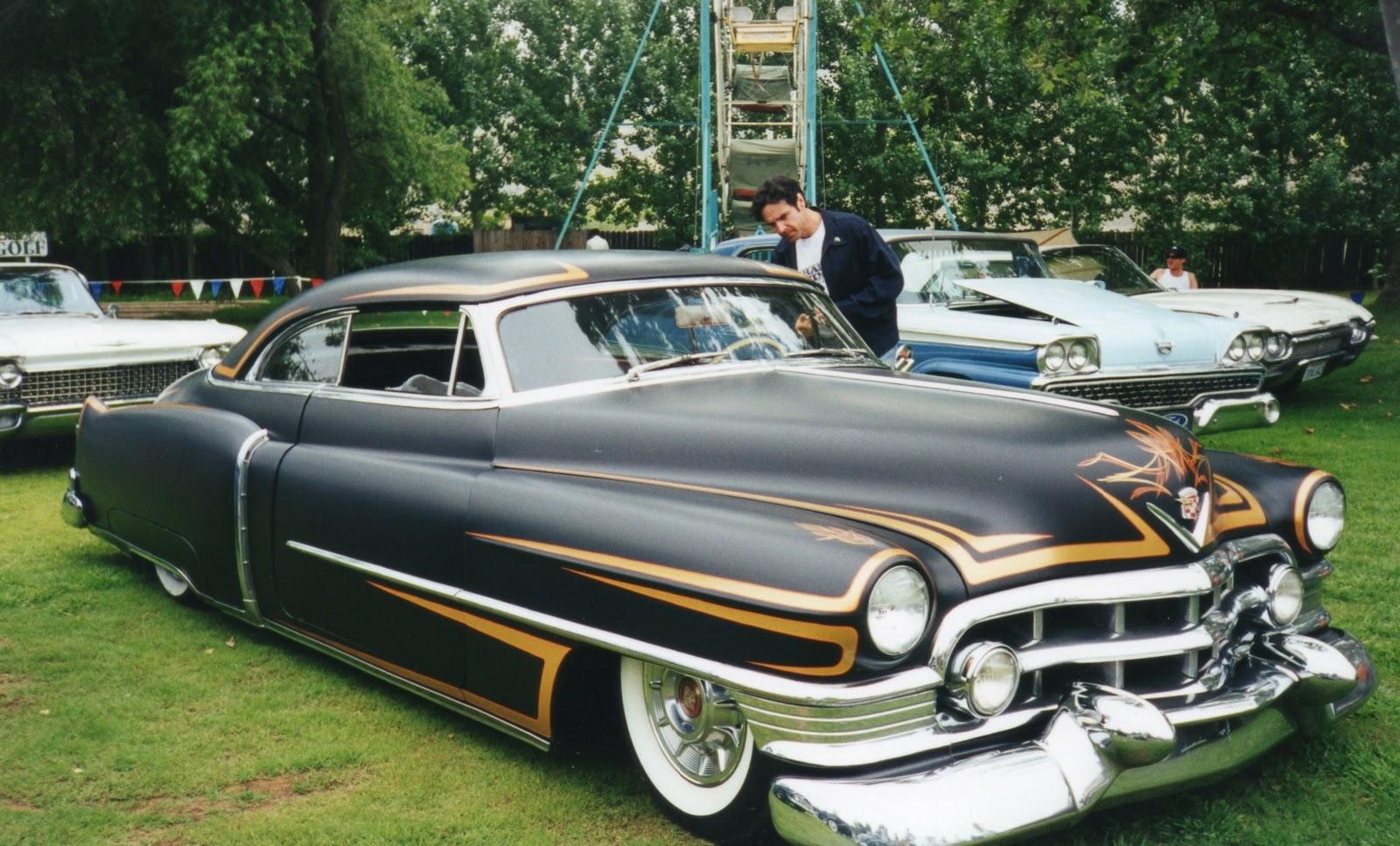 STYLISH KUSTOMS Some Of My Old Kustom Photos - Stylish classic cars