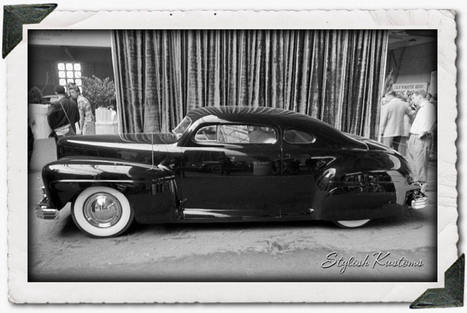 1942 Ford Kustom