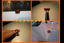 Natural Red Orange Garnet 500rb