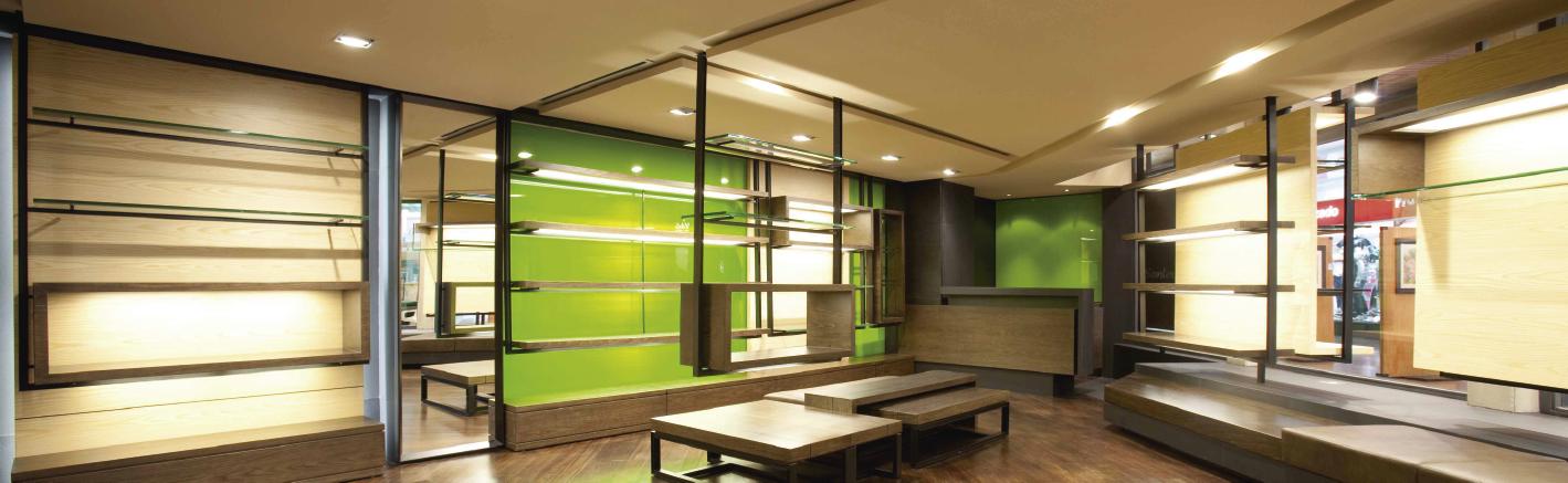 B og arquitectura interior dise o de espacios comerciales - Diseno espacios comerciales ...