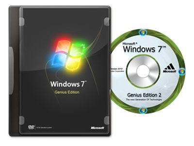 Windows XP 7 Genius Edition (2010) OS Torrent