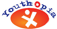 YOUTHOPIA - OUR NEW LOGO!