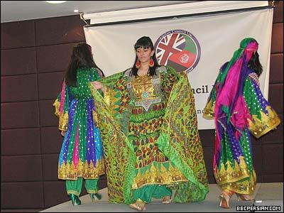 مدل لباس افغانی