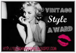 2 x Vintage Style Award
