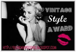 2 x Vintage Style Award