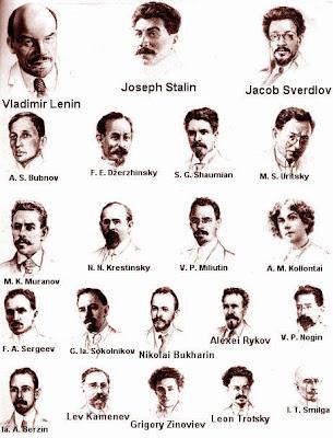 Falsificación del Testamento de Lenin Comit%C3%A9+Central+del+VI+Congreso+del+PC+(b)+-+Agosto+1917