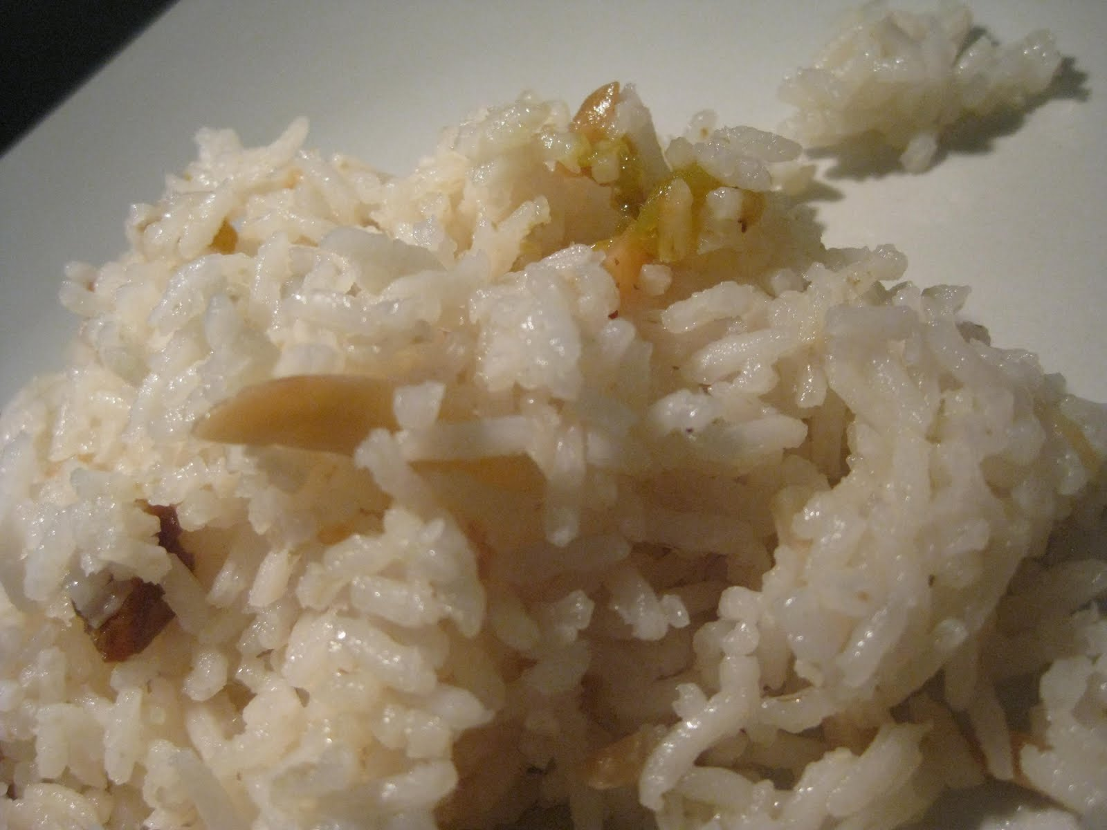 ... The Kitchen Witch: Peshwari Pilau aka Spiced rice with nuts and fruit