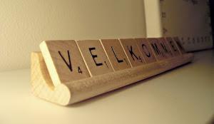 Velkommen til min blogg!