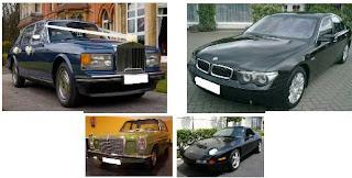 coches exclusivos