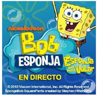 musical bob esponja