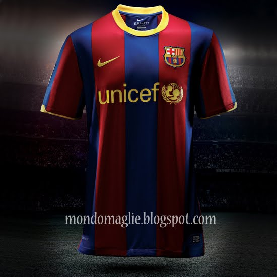 Maglia Home FC Barcelona nuova