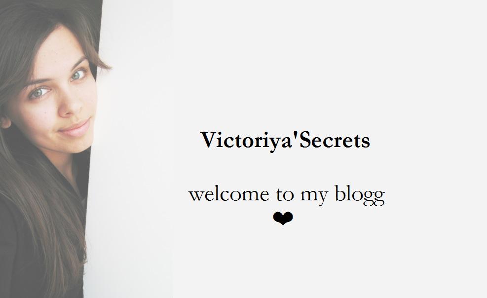 Victoriya'Secrets