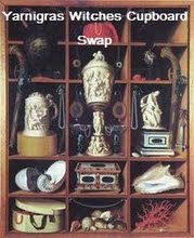Valeries Witches cupboard swap