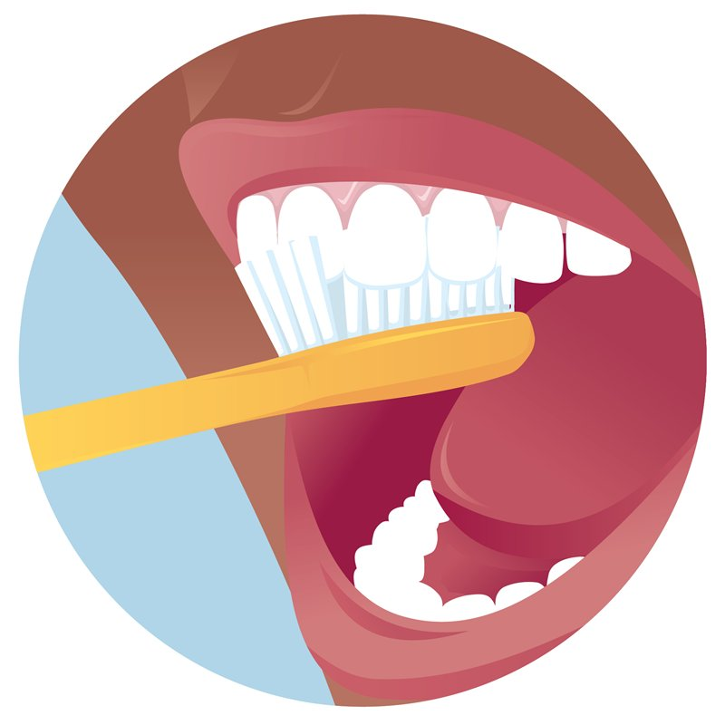 how to really clean your teeth