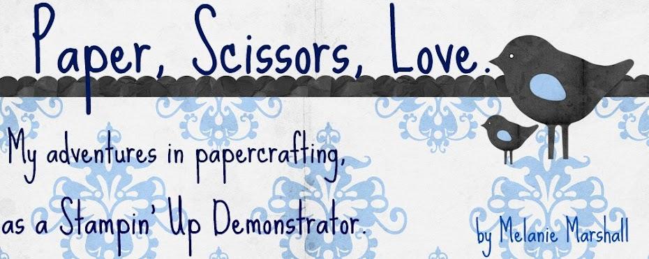 Paper, Scissors, Love.