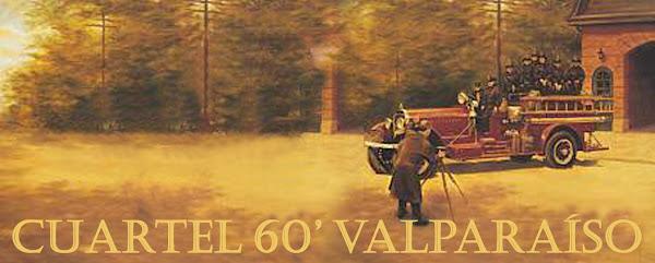 Cuartel 60' Valparaíso