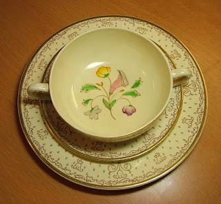 Clarice Cliff Dinnerware