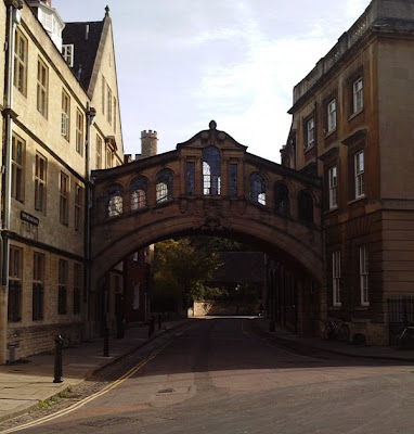 Bridge Of Sighs, Oxford