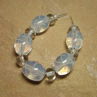 Translucent Glass Beads