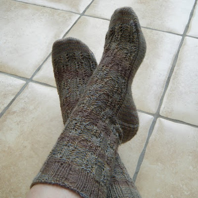 Trilobite Socks