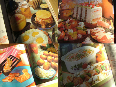 Images from Marguerite Patten's 'Every Day Cook Book'