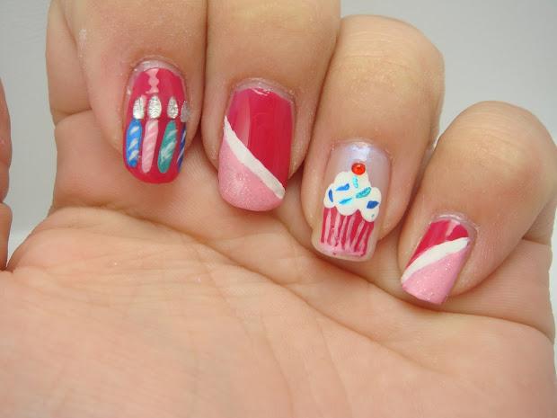nail and cosmetics birthday