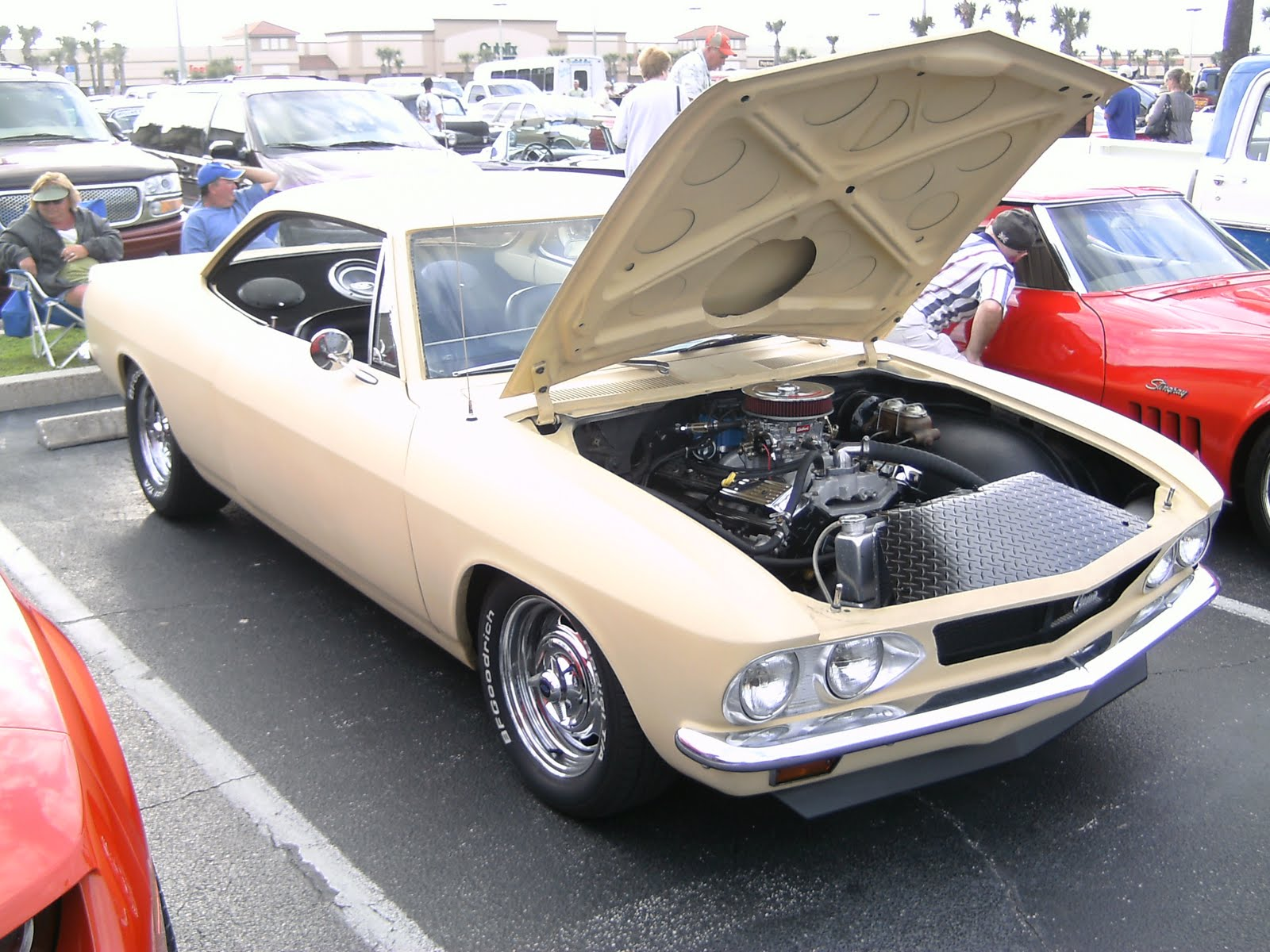 Front Engine Corvair Conversion Html Autos Post