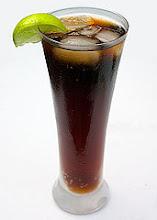 Cuba Libre - Run Ouro e Coca-cola