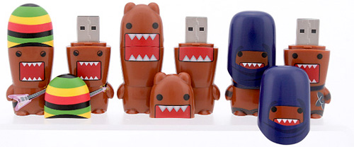 Domo Kun is cute Agree or Not