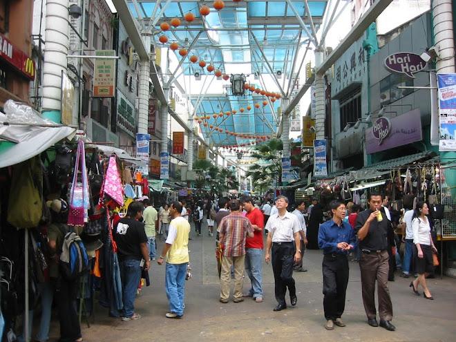 Petaling Street Walk