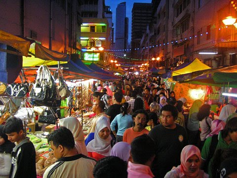 Little India in Malaysia