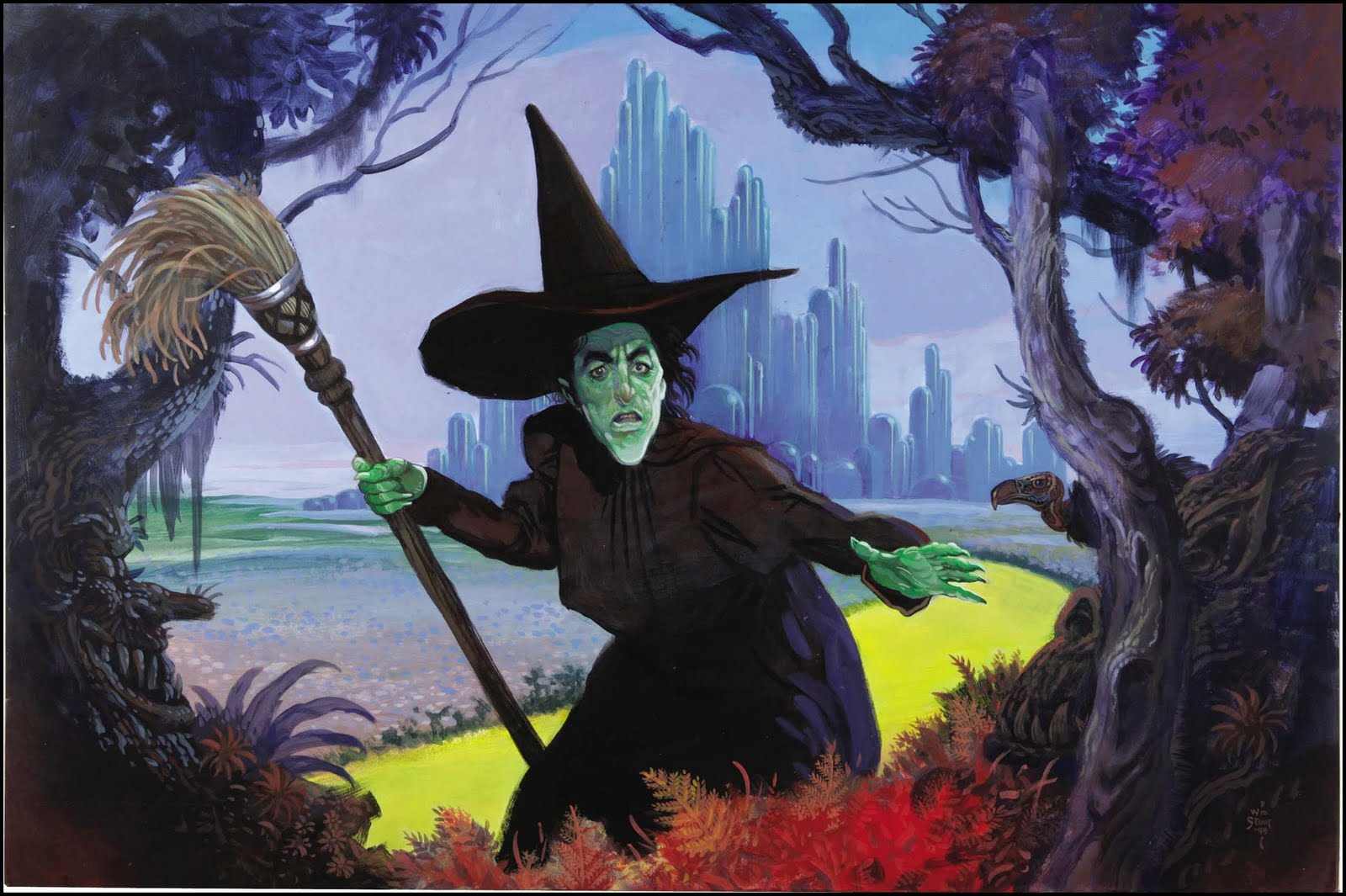 witch will: